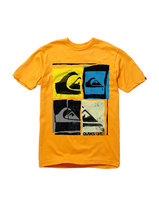 NKB0Boys 2-7 Crash Course T-Shirt by Quiksilver - FRT1