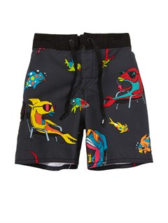 GUNBaby Talkabout Volley Shorts by Quiksilver - FRT1
