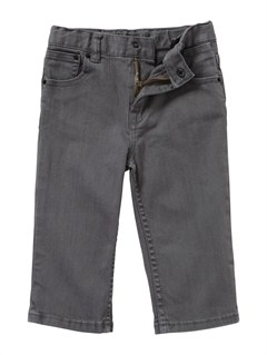KPG0Baby Distortion Jeans by Quiksilver - FRT1