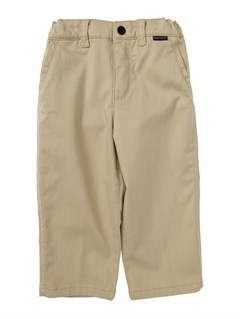 TKA0Baby Box Wire Pants by Quiksilver - FRT1