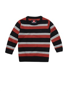 KVJ3Baby Hunting Waves Sweater by Quiksilver - FRT1