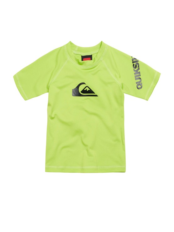 GGY0Boys 2-7 Crash Course T-Shirt by Quiksilver - FRT1