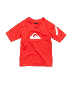 RQF0Baby All Time LS Rashguard by Quiksilver - FRT1