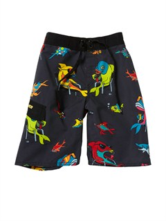 GUNBoys 2-7 Clean And Mean Boardshorts by Quiksilver - FRT1
