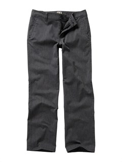 KVJHBoys 2-7 Union Heather Pants by Quiksilver - FRT1