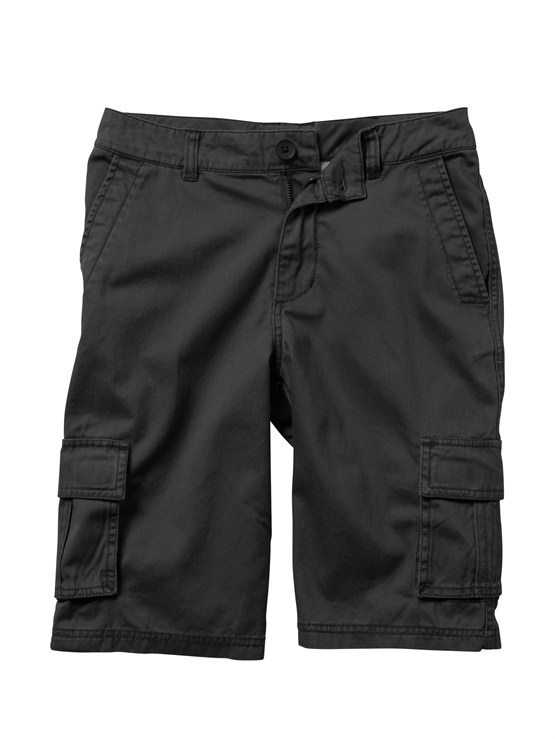 KVJ0Boys 2-7 Detroit Shorts by Quiksilver - FRT1