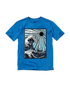 BQCHBoys 2-7 Crash Course T-Shirt by Quiksilver - FRT1