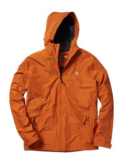 NLF0PU Coated Front Zip Sup Jacket by Quiksilver - FRT1