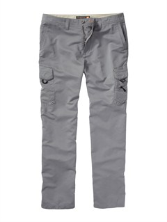 KNY0Class Act Chino Pants  32  Inseam by Quiksilver - FRT1