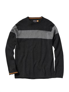 KSA0Men s Corners Sweater by Quiksilver - FRT1