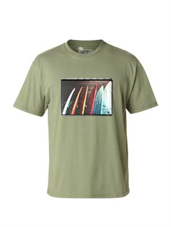 GNT0A Frames Slim Fit T-Shirt by Quiksilver - FRT1