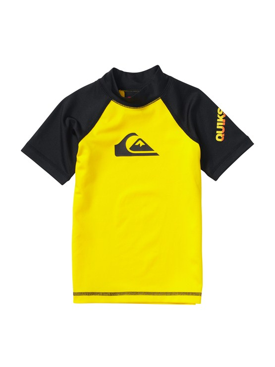 YELBoys 2-7 Crash Course T-Shirt by Quiksilver - FRT1