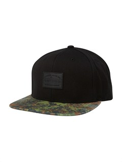 GPB0After Hours Trucker Hat by Quiksilver - FRT1