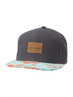 KPC0Please Hold Trucker Hat by Quiksilver - FRT1