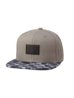 SKT0Please Hold Trucker Hat by Quiksilver - FRT1