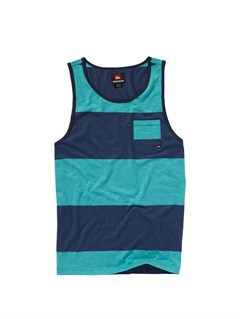 BRQ3Cakewalk Slim Fit Tank by Quiksilver - FRT1