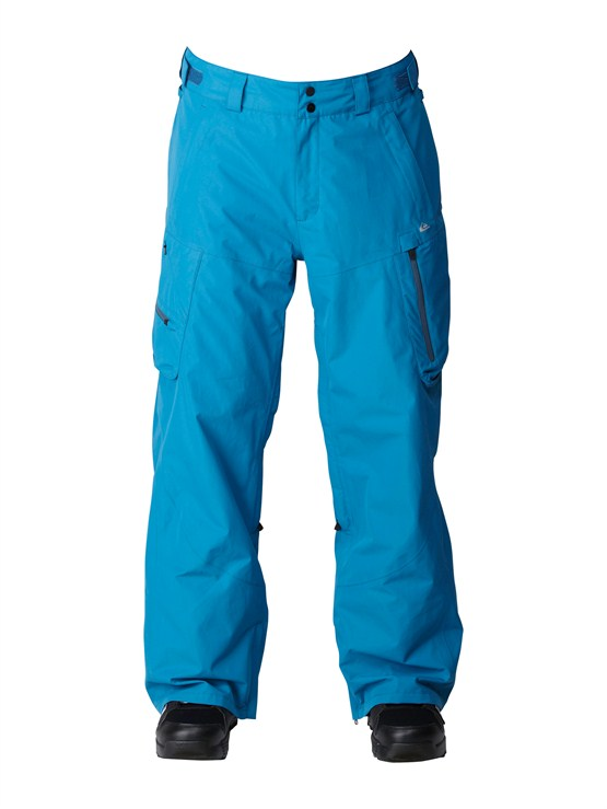BRJ0Dark And Stormy  5K Shell Pants by Quiksilver - FRT1
