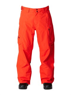 RQF0Travis Rice Park It In The Rear Gore-Tex Bib Shell Pants by Quiksilver - FRT1