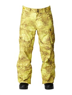 YJN2Travis Rice Park It In The Rear Gore-Tex Bib Shell Pants by Quiksilver - FRT1