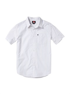 WHTTube Prison Short Sleeve Shirt by Quiksilver - FRT1