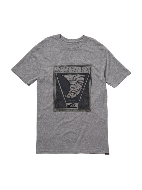 KPF0Easy Pocket T-Shirt by Quiksilver - FRT1