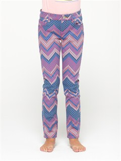 MPF6Girls 7- 4 Emmy Printed Jeans by Roxy - FRT1