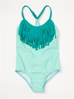 CBWGirls 7- 4 Dancing Waves Smocked Bandeau Set by Roxy - FRT1