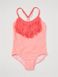 FLOGirls 7- 4 Peaceful Dreamer Criss Cross Tankini Set Swimsuit by Roxy - FRT1