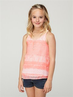 HCOGirls 7- 4 Calla Lily Top by Roxy - FRT1