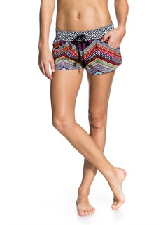 KVJ6Gypsy Moon Shorts by Roxy - FRT1