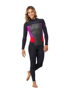 XKPRKassia 3mm Long John Wetsuit by Roxy - FRT1
