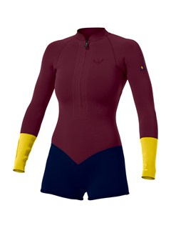 XRYPBooty Cut  mm Short John Wetsuit by Roxy - FRT1