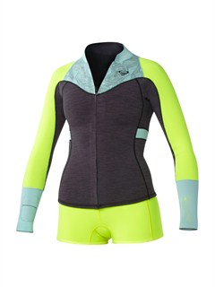 XKBY2mm XY Front Zip Jacket by Roxy - FRT1