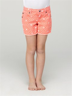 PMKGirls 2-6 Blaze Embroidered Shorts by Roxy - FRT1