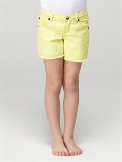 SFLGirls 2-6 June Bloom Shorts by Roxy - FRT1