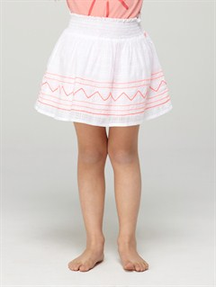 WHTGirls 2-6 White Sand Skirt by Roxy - FRT1