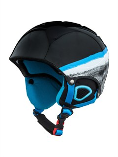 BLKThe Game Youth Helmet by Quiksilver - FRT1