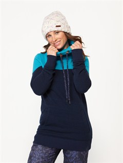 BTK0Torah Bright Fresh Fleece Hoodie by Roxy - FRT1
