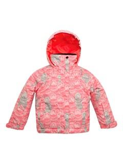 MKJ8Girls 2-6 Igloo Fleece by Roxy - FRT1