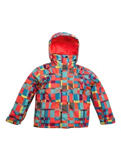 MKJ9Girls 2-6 Igloo Fleece by Roxy - FRT1