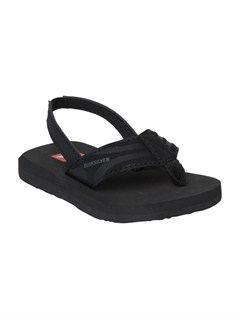 BLKBoys 2-7 Foundation Cush Sandals by Quiksilver - FRT1
