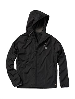 BLKMen s Stockton Ave Windbreaker Jacket by Quiksilver - FRT1