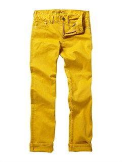 YMA0Boys 8- 6 Distortion Jeans by Quiksilver - FRT1