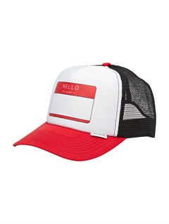 CHIBoys 8- 6 Boards Trucker Hat by Quiksilver - FRT1