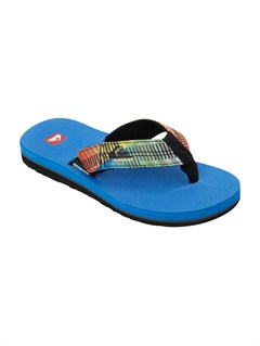XBKSBoys 8- 6 Foundation Cush Sandals by Quiksilver - FRT1