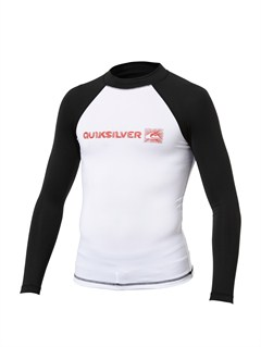 BKWBoys 8- 6 Line Up SS Rashguard by Quiksilver - FRT1