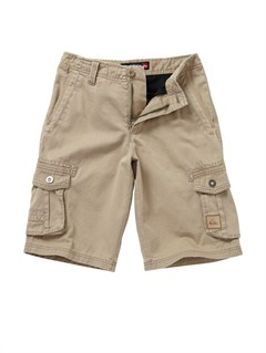 CLM0Boys 8- 6 Downtown Shorts by Quiksilver - FRT1
