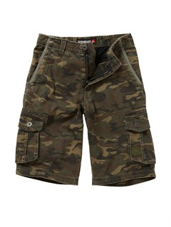 GPB6Boys 8- 6 Avalon Shorts by Quiksilver - FRT1