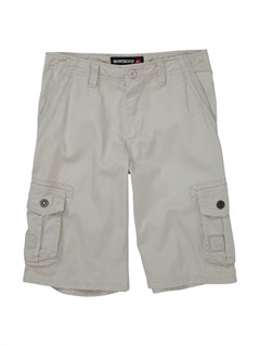 SEW0Boys 8- 6 Downtown Shorts by Quiksilver - FRT1