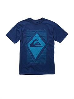 BSA0Boys 8- 6 True Test T-Shirt by Quiksilver - FRT1